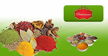 Bahraman Dried Fruits and Spices